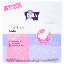 Bella Control Lady Super inkontinenční vložky 12 ks Inkontinenční