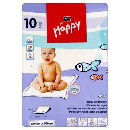HAPPY Baby dětské podložky 60 x 60 cm  10 ks