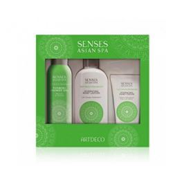 Artdeco Senses Asian Spa relaxační dárková sada  100 ml + 200 ml + 75 ml