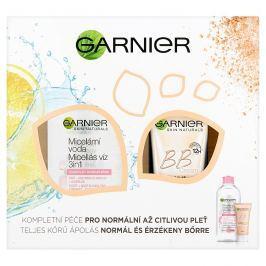 Garnier Skin Naturals BB dárková sada pro bezchybnou pleť