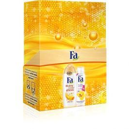FA Honey Creme & Floral Protect dárková sada  250 ml + 150 ml