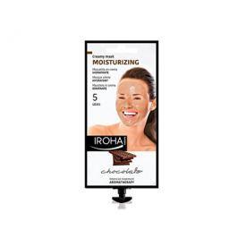 Iroha hydratační aromaterapeutická krémová maska s kakaem a bambuckým máslem 25 g