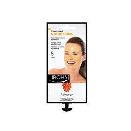 Iroha vyživující aromaterapeutická krémová maska s medem 25 g