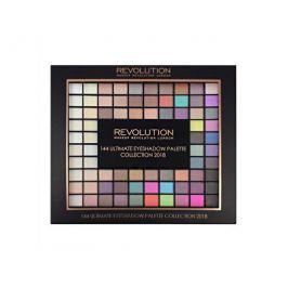 Makeup Revolution Ultimate Eye Shadow Palette Collection 2018 paletka 144 očních stínů  116 g