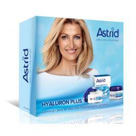 Astrid Hyaluron Plus dárková sada denní a noční pleťový krém 50 ml + 50 ml