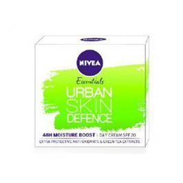 Nivea Urban Skin Defence Essentials antioxidační denní krém 50 ml