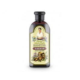 Šampon na vlasy s pivním droždím a mydlicí pro muže 350 ml