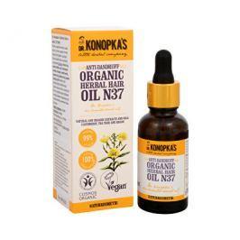 Bylinný olej na vlasy č. 37 proti lupům 30 ml