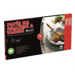 Alufix papír na smažení a vaření archy 33 x 32 cm v krabičce  50 ks