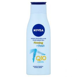 Nivea Q 10 zpevňující tělové mléko na nohy 200 ml