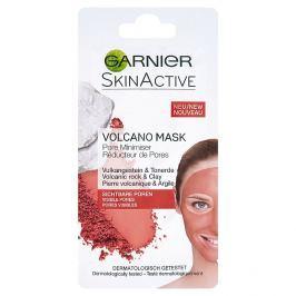 Garnier Skin Active hřejivá čisticí maska Vulcano pro rozšířené póry 8 ml