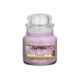 Yankee Candle Classic malý vonná svíčka Levandule, 104 g