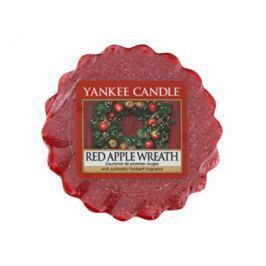 Yankee Candle vonný vosk do aromalampy Věnec z červených jablíček, 22 g