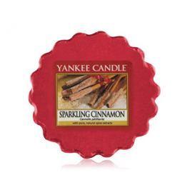 Yankee Candle vonný vosk do aromalampy Třpytivá skořice, 22 g