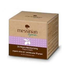 Hydratační krém na obličej s 24 hodinovým účinkem opuncie & hroznové víno 50 ml
