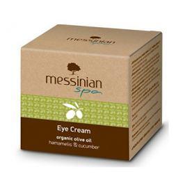 Messinian Spa oční krém vilín & okurka 50 ml