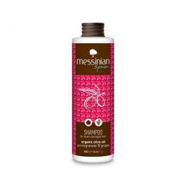 Šampón na barvené vlasy granátové jablko & hroznové víno 300 ml