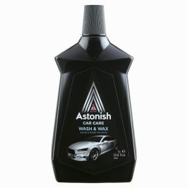 Astonish Wash & Wax - autošampón svoskem  1000 ml