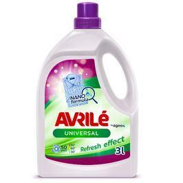 Avrilé Universal prací gel univerzální, 50 praní 3 l