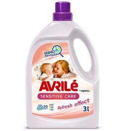 Avrilé Sensitive Care prací gel pro citlivou pokožku, 50 praní 3 l