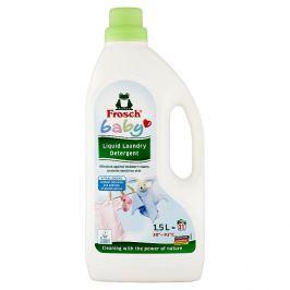 Frosch Eko prací prostředek na kojenecké prádlo, 21 praní 1,5 l