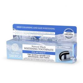 Natura Siberica Polar Night bělicí zubní pasta 100 g