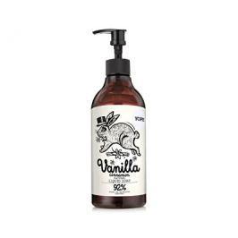 Tekuté koupelnové mýdlo Vanilka a skořice 500 ml