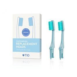 Náhradní hlavice k zubnímu kartáčku (medium) 2 ks - ledovcově modrá