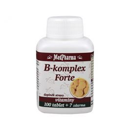 B-komplex Forte 100 + 7 tablet ZDARMA  Vegetariáni a vegani