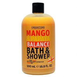 Creightons sprchový gel a pěna do koupele mango & papája 500 ml