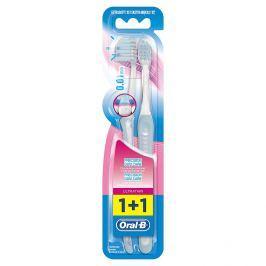 Oral-B Ultrathin Precision Gum Care extra měkký zubní kartáček 2 ks