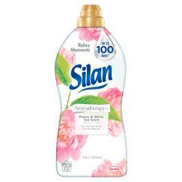 Silan Aromatherapy+ Peony & White Tea Scent, 72 praní 1800 ml