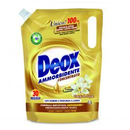 Deox Ammorbidente Ecoformato koncentrovaná aviváž, vanilka a argan, 30 praní 750 ml