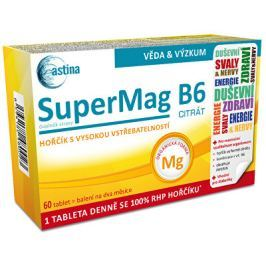 SuperMag B6 60 tablet