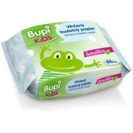 Bupi Kids vlhčený toaletní papír Sensitive 60 ks