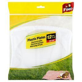 FINO Plastové talíře  12 ks