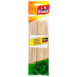 FINO Dřevěné špejle grilovací  50 ks