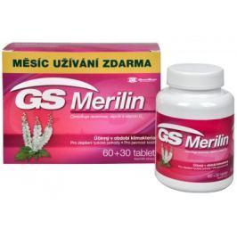 GS Merilin 60 tbl. + 30 tbl. ZDARMA  Stárnutí a dlouhověkost