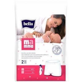 Bella Mamma síťované poporodní kalhotky vel. M/L 2 ks