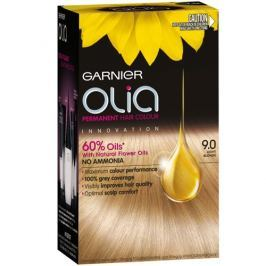 Garnier Permanentní olejová barva na vlasy bez amoniaku Olia 6.3 zlatá světle hnědá