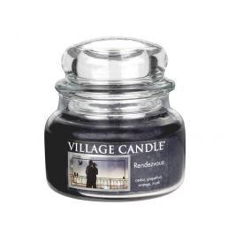 Village Candle Vonná svíčka ve skle Rande (Rendezvous) 269 g