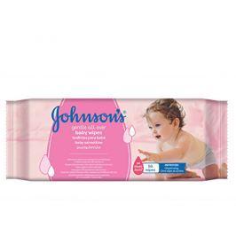 JOHNSON`S Baby Vlhčené ubrousky Baby Gentle Cleansing 56 ks