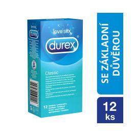 Durex Kondomy Classic 12 ks