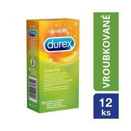 Durex Kondomy Tickle Me 3 ks