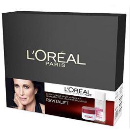 L´Oréal Paris Revitalift Filler denní krém proti stárnutí 50 ml + micelární voda Sublime Soft 200 ml dárková sada