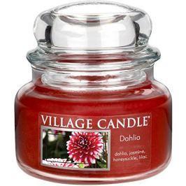 Village Candle Vonná svíčka ve skle Dahlia 269 g