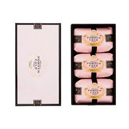 Castelbel Dárkové balení tří luxusních hydratačních mýdel Rosé Blush 3 x 150 g