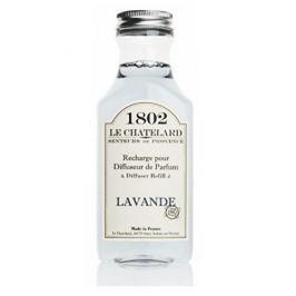 Le ChatelardNáhradní náplň do difuzéru s vůní levandule (Diffuser Refill) 200 ml