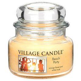 Village Candle Vonná svíčka ve skle Plážová párty (Beach Party) 269 g