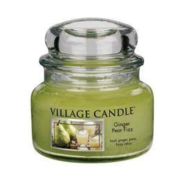 Village Candle Dekorativní vonná svíčka ve skle Hruškový fizz se zázvorem (Ginger Pear Fizz) 269 g